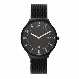 Skagen Men's Grenen Quartz Watch with Stainless Steel Strap