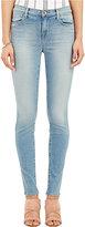 J Brand Women's Maria Super Skinny Jeans-LIGHT BLUE