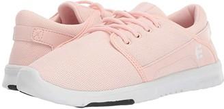 Etnies Scout (Pink/Black) Women's Skate Shoes