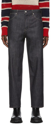 Jil Sanderand Indigo Standard Jeans