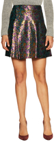 3.1 Phillip Lim Single Pleat A-Line Mini Skirt