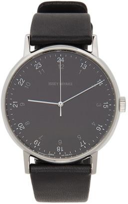 Issey Miyake Black F Series Watch