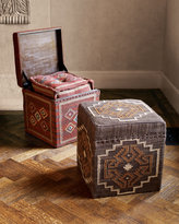 Kilim Cubes