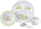 Kids Preferred Guess How Much I Love You Mealtime Set