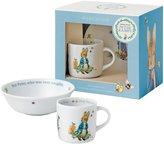 Wedgwood Peter Rabbit Dinnerware Boy's Gift Set