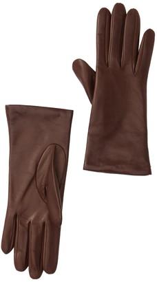 Portolano Cashmere Lined Leather Gloves