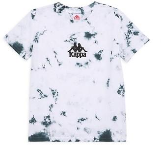 Kappa Little Boy's & Boy's Tie-Dye T-Shirt