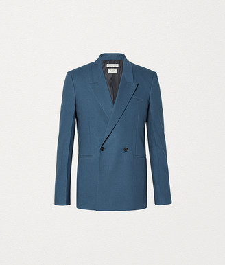 Bottega Veneta JACKET IN CASHMERE FLANNEL