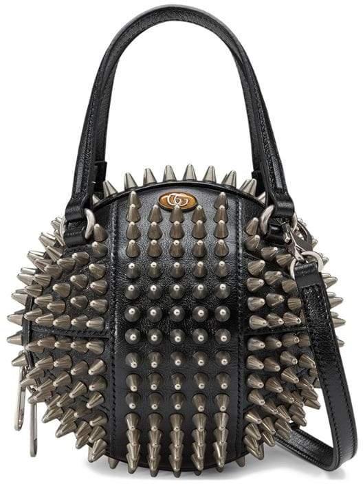 c3c2732572b Gucci Double Handle Shoulder Bags - ShopStyle