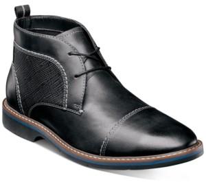 Nunn Bush Men's Pasadena Cap-Toe Chukka Boots Men's Shoes