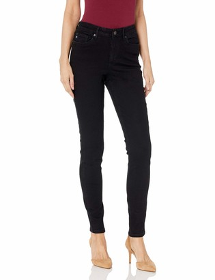 CHAPS Jeans Women's High Rise Skinny Full Length Jean