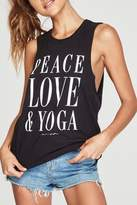 Spiritual Gangster Yoga Tank