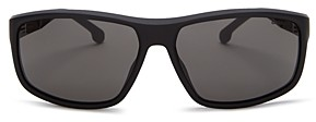 Carrera Men's Polarized Square Sunglasses, 61mm