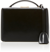 Mark Cross Grace Dover Leather Box Bag