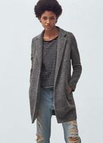 Mango Outlet Lapels Wool Coat