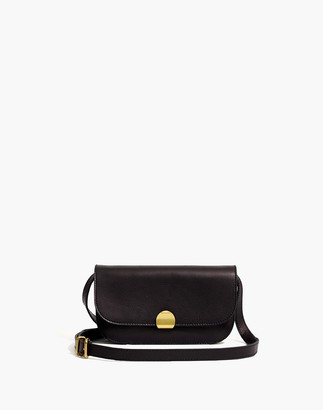 Madewell The Abroad Convertible Crossbody Bag in Leather