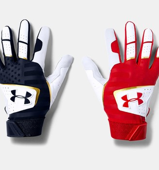 Under Armour Youth UA Clean Up - Culture Batting Gloves