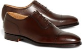 Brooks Brothers Peal & Co. Perforated Captoes