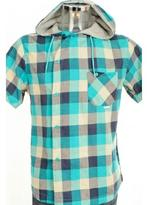 Humör Robi Checked Shirt Blue