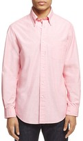 Brooks Brothers Star Jacquard Slim Fit Button-Down Shirt