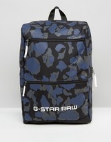 G Star G-Star Barran Camo Backpack