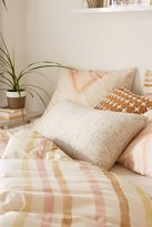 Urban Outfitters Ramona Flecked Knit Bolster Pillow