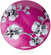 MADHOUSE by Michael Aram Michael Aram Black Orchid Melamine Luncheon Plate