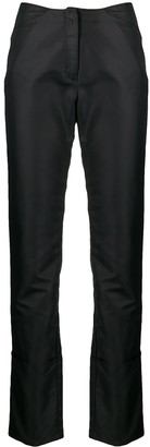 Helmut Lang Pre-Owned 2000s Slim-Fit Trousers
