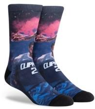 Lids Parkway Men's Los Angeles Clippers Voltage Crew Socks