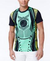 Versace Men's Graphic Print Cotton T-Shirt