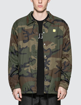 Undefeated 5 Strike Coaches Jacket
