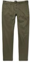 J.Crew 484 Slim-fit Stretch-cotton Twill Chinos
