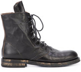Ann Demeulemeester lace-up boots - women - Leather - 37