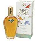 Prince Matchabelli Wind Song By For Women. Cologne Spray Natural 2.6 Ounces by