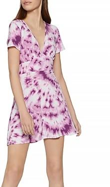 BCBGeneration Tie Dyed A Line Dress