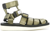 Suicoke strappy sandals - men - Nylon/rubber - 6