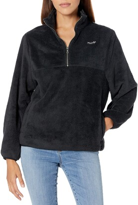 Volcom Women's Pheelin Phuzzy Po Sweatshirt