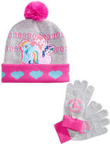 My Little Pony Berkshire 2-Pc. Hat and Gloves Set, Little Girls (2-6X) and Big Girls (7-16)
