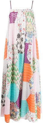 Missoni Patchwork Printed Maxi-Dress