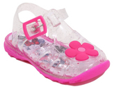 Disney George First Walkers Minnie Mouse Jelly Sandals