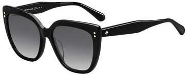 Kate Spade Kiyannas Square Acetate Sunglasses
