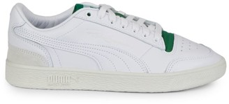 Puma Men's Ralph Sampson Low-Rise Leather Sneakers