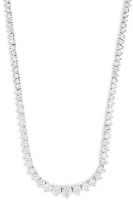 Effy 14K White Gold Diamond Necklace