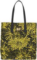 Diane von Furstenberg dandelion tote bag