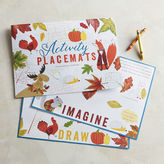Pier 1 Imports Fall Activity Placemats
