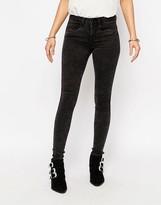 Only Royal Skinny Acid Jeans Leg Length 32