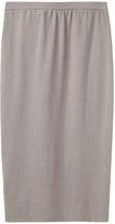 Raquel Allegra / jersey pencil skirt