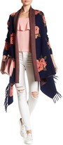 BB Dakota Malone Tassel Trim Cardigan