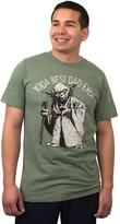 Men's Star Wars Yoda Best Dad Tee