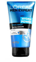 L'Oreal Men Expert Hydra Power Face Wash Ultra-Cooling 150ml